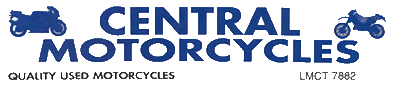 Central Motor Cycle Logo